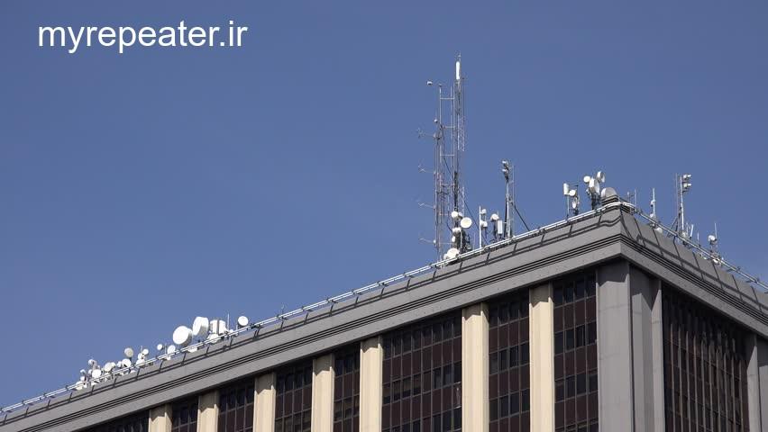 تقویت کننده انتن موبایل در مراکز تجاری